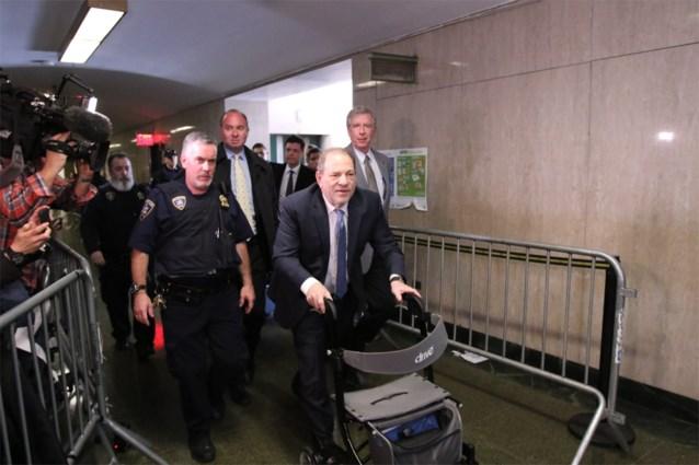 Weinstein naar ziekenhuis in plaats van gevangenis gebracht