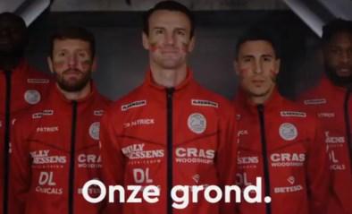 """""""Onze kleuren, onze grond"""": Zulte Waregem maakt zich op voor 'Vlasico' tegen KV Kortrijk met strijdvaardige video"""