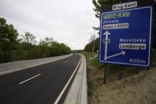 Veel verkeershinder verwacht bij werken op Gentse ring in maart