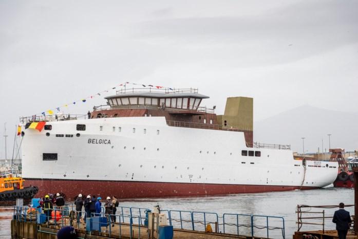 Na jaren geduld is nieuwe Belgica eindelijk klaar: dit onderzoeksschip is de Rolls Royce van de Belgische wetenschap