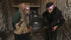 Ruim 100 doden bij gevechten en bombardement in Syrische provincie Idlib