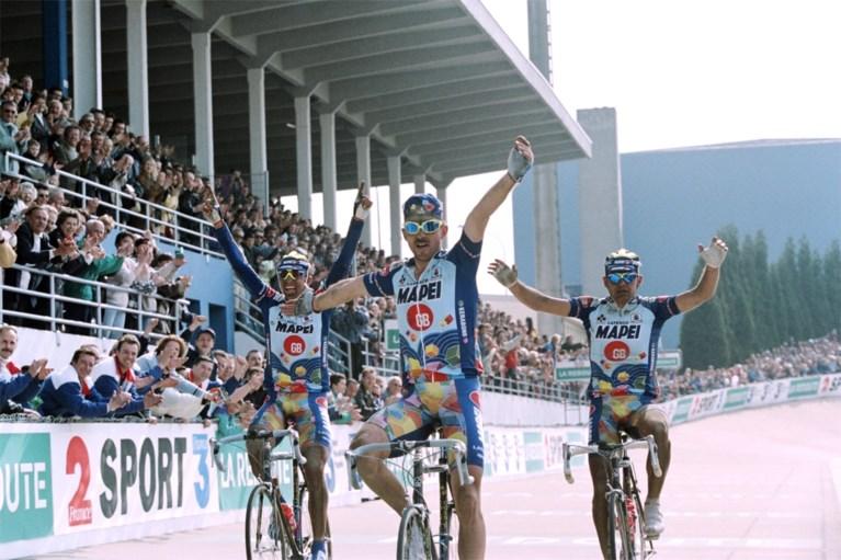 Legendarische Mapeikleuren opnieuw te zien in het wielrennen