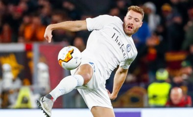 CLUBNIEUWS. Laurent Depoitre start wellicht tegen AS Roma, Miguel Van Damme in de fitness bij Cercle