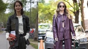 In de mode: het shacket, de mix tussen vest en shirt