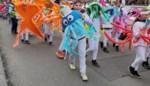 515 kinderen in carnavalstoet basisschool GO! Dender