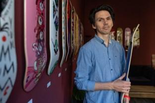 Studenten Artevelde Hogeschool ontwerpen mooiste skateboards