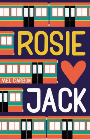 RECENSIE. 'Rosie hartje Jack' van Mel Darbon: Onbeperkt avontuur ***