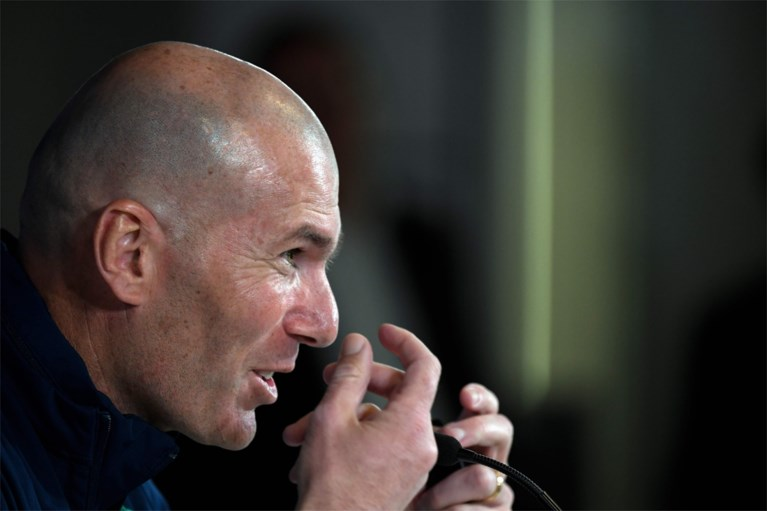 """Openhartige Mbappé over jeugdige ontmoeting met Zidane: """"Moet ik mijn schoenen uitdoen?"""""""