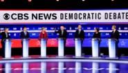 """Weinig positieve woorden voor Bernie Sanders van zijn tegenkandidaten, al blijft hij wel favoriet: """"Maar hij kan op dit moment zeker niet winnen van Trump"""""""