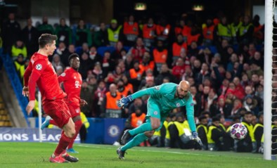 Lewandowski opnieuw alleen topschutter in Champions League na treffer op Chelsea