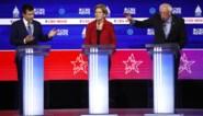 Bernie Sanders kop van Jut in chaotisch televisiedebat van Democraten