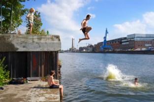 Water nog te vuil, maar Gent blijft zoeken naar nieuwe zwemplek