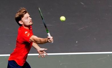 Goffin past voor kwalificatieduel Davis Cup-finale