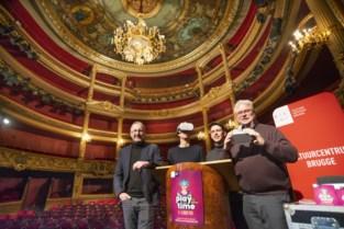 """Stadsschouwburg nu ook in 3D te bezoeken: """"Inclusief de kleedkamers"""""""