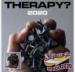 Therapy? headliner op eerste dag van allerlaatste editie van Suikerrock