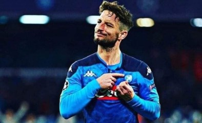 """""""Elke Napoli-fan is blij dat het Dries Mertens is die nu het record heeft. De stad is gek van hem"""""""