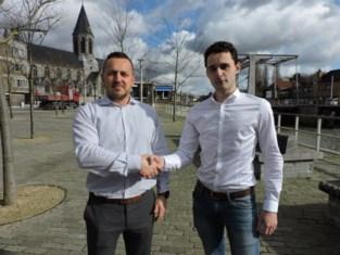Djaro Colpaert is de nieuwe centrummanager van Deinze