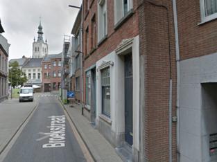 Pand onbewoonbaar verklaard aan Broekstraat