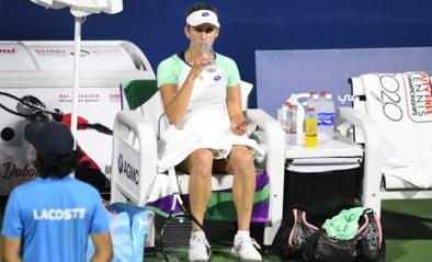Elise Mertens sneuvelt in kwartfinales dubbelspel in WTA Doha