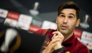 """Paulo Fonseca toont veel respect voor de Buffalo's: """"Dit AA Gent is sterker dan dat van 2016"""""""