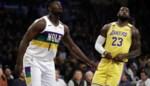 """LeBron James wint eerste clash met """"opvolger"""" Zion Williamson"""