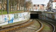 Brussel zoekt kunstenaars om hellingen metrostation Simonis te verfraaien