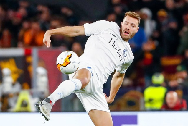 CLUBNIEUWS. Laurent Depoitre start wellicht tegen AS Roma, Verschaeren en Chadli op open training Anderlecht