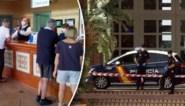 Belgen die vastzitten in 'corona-hotel' wachten testresultaten af: alle gasten kregen een briefje onder de deur, en een thermometer