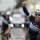 Tom Boonen won Kuurne-Brussel-Kuurne onder anderen in 2014