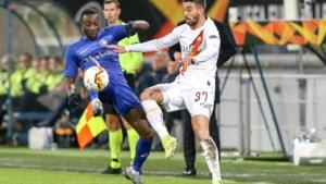 Met opgeheven hoofd uit Europa: 1-1-gelijkspel tegen AS Roma is niet genoeg voor AA Gent