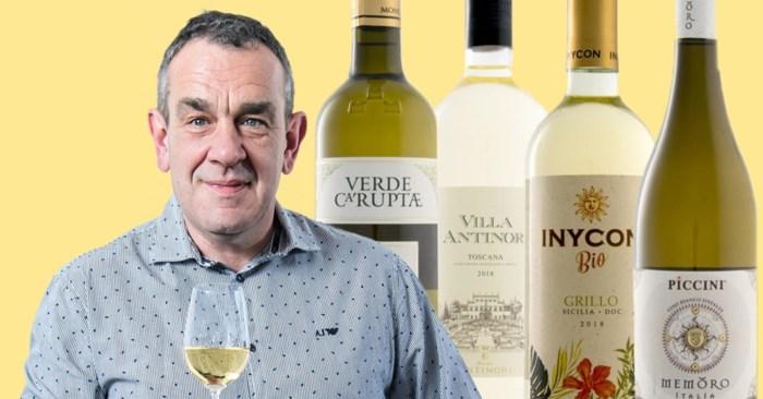 Alain Bloeykens proeft vier jonge Italiaanse wijnen