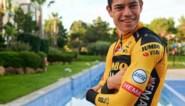 Wout van Aert steelt KOM bergop van Froome, Tour-winnaar neemt de uitdaging aan