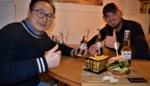 Ludiek, maar met een boodschap: burgertent lanceert Coronaburger