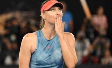 De tennisster die haar boterham naast het tennis verdiende