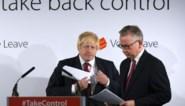 Britse regering dreigt ermee onderhandelingstafel brexit in juni te verlaten