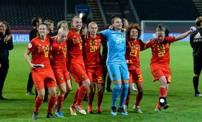 Red Flames oefenen op 5 juni in Breda tegen Nederland