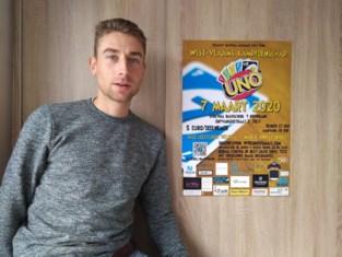 Atleet op zoek naar beste Uno-speler van West-Vlaanderen
