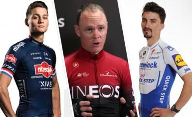 DE GROTE WIELERENQUÊTE. 36 Belgische ploegleiders voorspellen het wielerjaar 2020: Van der Poel wint Ronde van Vlaanderen, Froome mag kruis maken over Tour