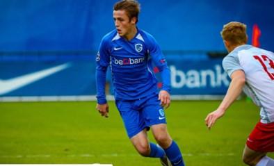 Racing Genk biedt zestienjarige Tuur Rommens zijn eerste profcontract aan