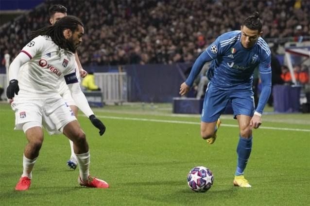 Jason Denayer stunt met Lyon tegen het Juventus van Cristiano Ronaldo