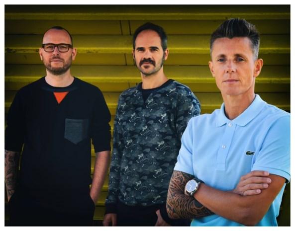 """RECENSIE. 'Run' van Rex Rebel, de groep van Sam Bettens: """"Plots zitten we in een boyband"""""""