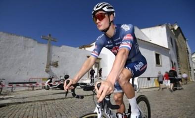 Mathieu van der Poel past voor de Omloop