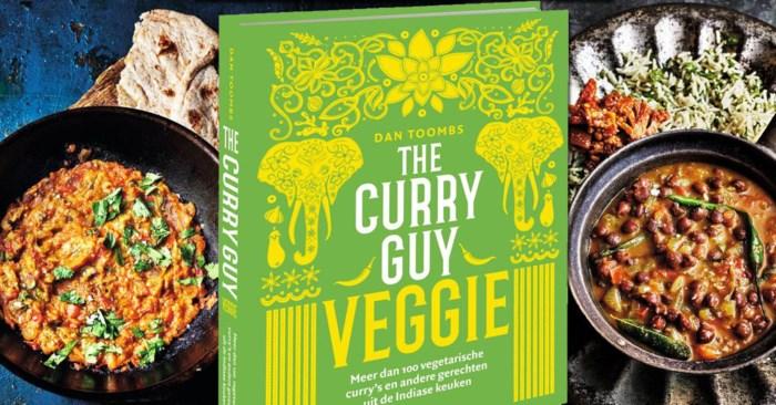 GETEST. Onze redactrice gaat aan de slag met een kookboek vol gezonde curry recepten voor vegetariërs