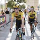 Jos van Emden eerder deze week in de UAE Tour.