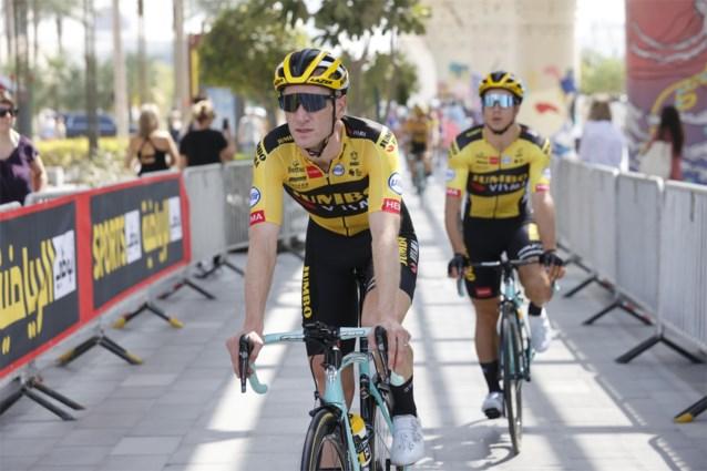 """Nederlandse renners getuigen vanuit hotel in Abu Dhabi: """"Het is onwezenlijk wat ons is overkomen"""""""