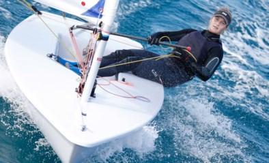 Emma Plasschaert komt niet verder dan negende plaats op WK Laser Radial