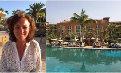 """Carine zit tien dagen langer vast op Tenerife: """"Sommige gasten doen hysterisch"""