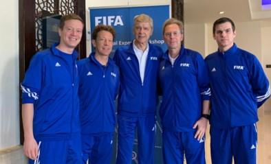 """Belgisch bedrijf Double pass start samenwerking met FIFA: """"Ontwikkeling van talent optimaliseren"""""""