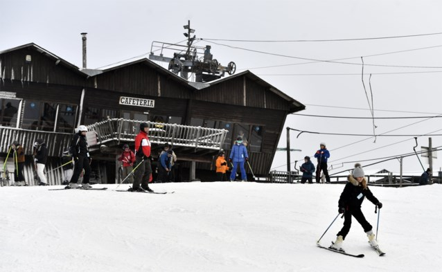 Vijftien skicentra open in provincies Luik en Luxemburg