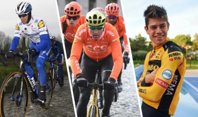 Dit zijn onze sterren voor de Omloop Het Nieuwsblad: vijf sterren voor Van Avermaet, wat met Van Aert en Stybar?